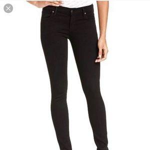 Citizens of Humanity Black Skinny Jean